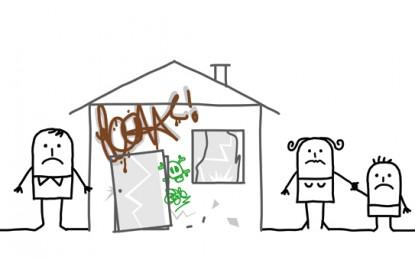 Que faire en cas de squat du logement ?