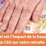 CSG-retraite