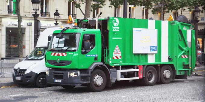 taxe enlèvement ordures ménagères