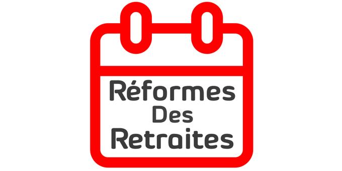 Réforme des retraites : évolution des droits