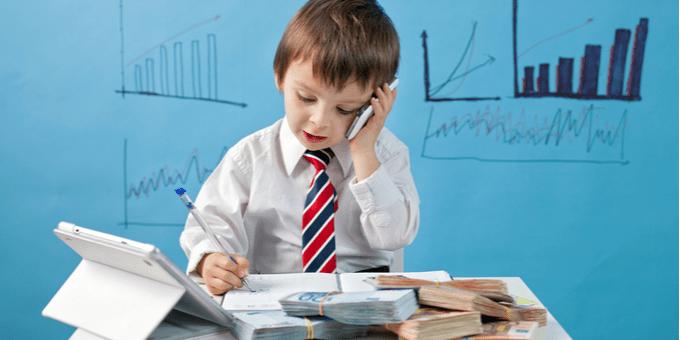 banque, enfants, quel droit sur leur argent