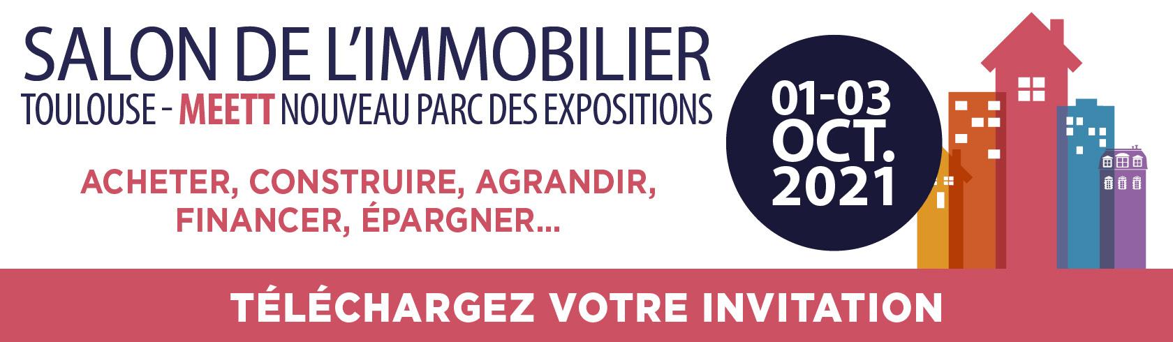 EDC présent sur le Salon de l'Immobilier à Toulouse